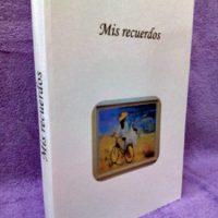 Libro mis recuerdos