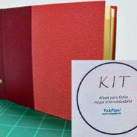 Kit Album de fotos