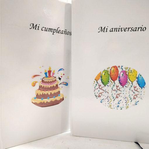Mi cumpleaños